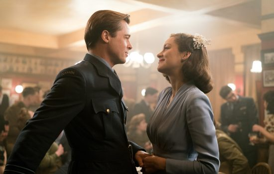 "Gallery Updated with ""Allied"" Photos"