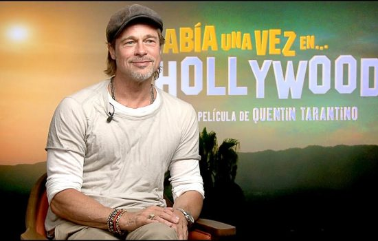 """Once Upon a Time in… Hollywood"" Mexico Press Junket"