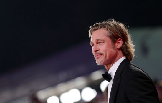 "Brad Pitt Attends the World Premiere of ""Ad Astra"""