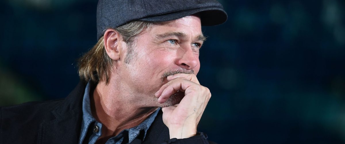 "Brad Pitt Attends ""Ad Astra"" Press Conference in Tokyo"