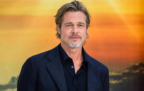 "Brad Pitt in Entertainment Weekly – ""It's a Brad, Brad, Brad, Brad World"""