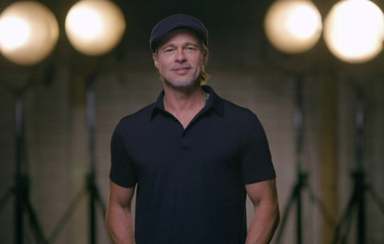 Brad Pitt Previews Week 2 in NFL: Videos