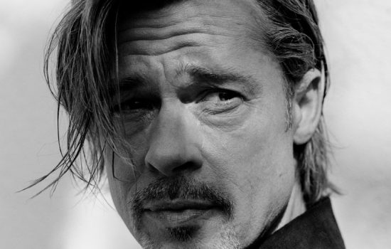 Brad Pitt Named One of The New York Times' Best Actors of 2019