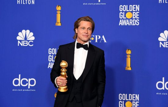 Pictures from the Golden Globe Awards
