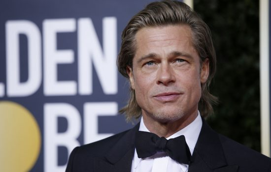 Will Brad Pitt Take Home the Oscar Today?